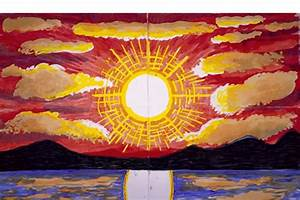 Our Favorite Sunset Paintings to Gaze Upon WideWalls