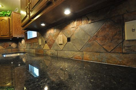 uba tuba backsplash obatuba granite countertops natural slate tile backsplash with uba tuba granite countertop