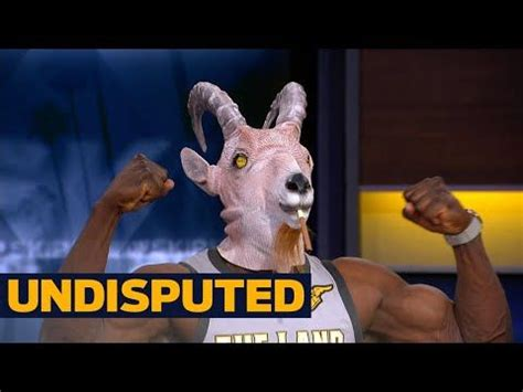Shannon Sharpe reacts to LeBron's Cavs Game 3 blowout win ...