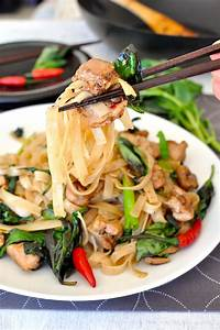 Thai Drunken Noodles (Pad Kee Mao) | RecipeTin Eats