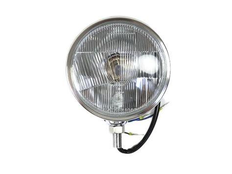 headlight unit chrome 5 3 4 quot rhd lens caterham parts