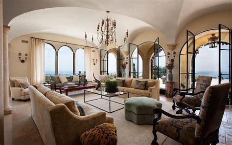fresh mediterranean windows luxurious tuscan style malibu villa by paul brant williger