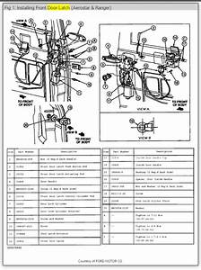 Anti Theft System  Electrical Problem 6 Cyl Two Wheel