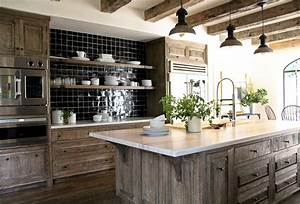 Cabinet door styles in 2018 top trends for ny kitchens for Kitchen cabinet trends 2018 combined with barnwood wall art