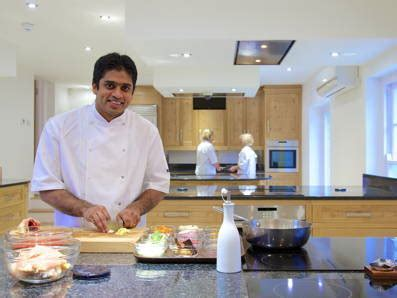 Atag appliances installed in new luxury cookery school