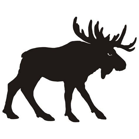 Moose Head Silhouette Wwwimgkidcom The Image Kid Has It