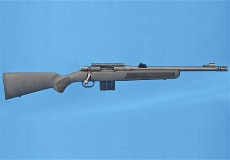 O.F. Mossberg & Sons MVP Patrol Rifle - Article - POLICE ...