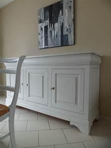 peindre meuble pin 2017 et salle a manger pin en craie With peindre meuble en pin