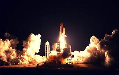 Rocket Launch Nasa Spaceship Space Night Mocah