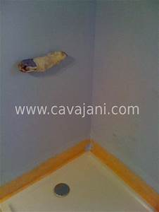 Carrelage Avant Ou Apres Receveur : peinture tapisserie enduit bicolore tricolore parquets ~ Nature-et-papiers.com Idées de Décoration
