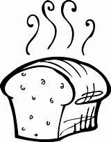 Bread Loaf Drawing Line Yeast Vanocka Coloring Bakery Illustration Recipe Clipartmag Sketch Raisin Basket Vector Getdrawings Egg Mold Template Recipes sketch template