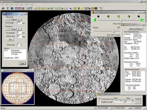 riti lunar map pro 3