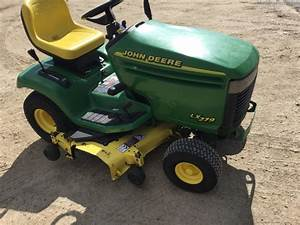 John Deere Lx279 Lawn And Garden Tractor Service Manual