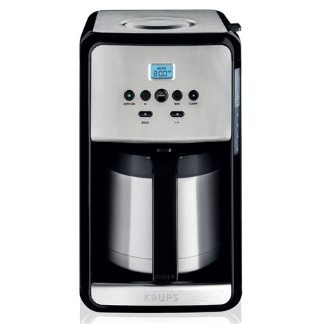 We had a hard time deciding what was. Krups Savoy Thermal Coffee Maker | Walmart Canada