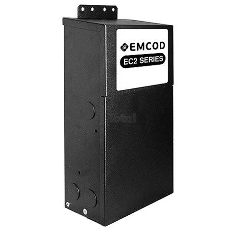 cabinet lighting emcod em2 200s24dc 200watt 2 x 24volt led