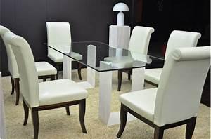 Table A Manger En Marbre. tables salle manger marbre acier acaba ...