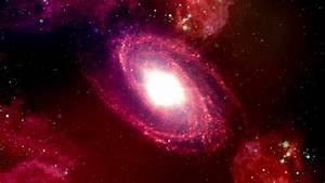 Custom mostion Loop of red galaxies - YouTube