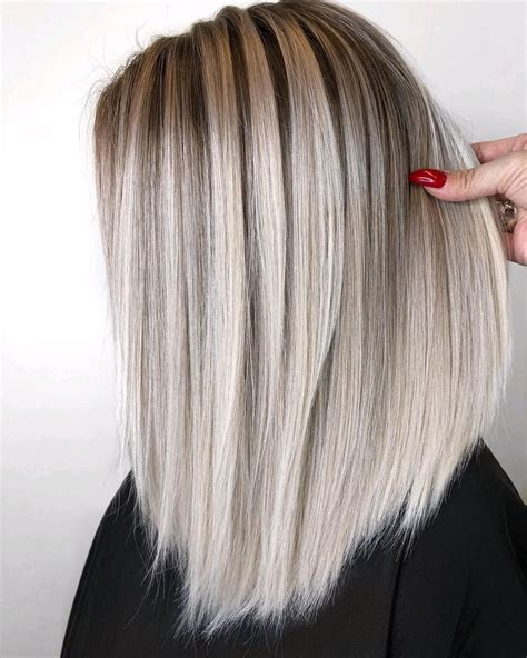 Platinum Color Hair by 10 Of The Sexiest Shades For Platinum Hair You Will
