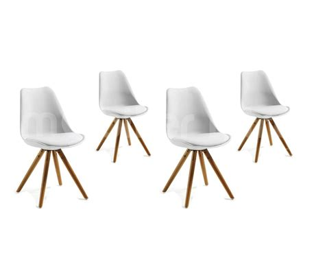 chaises blanches design salle manger chaises blanches design salle manger