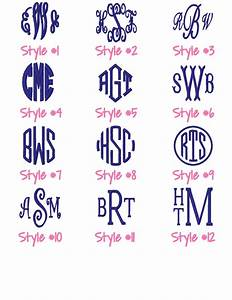 9 3 letter monogram embroidery fonts images 3 letter With 3 letter monogram styles