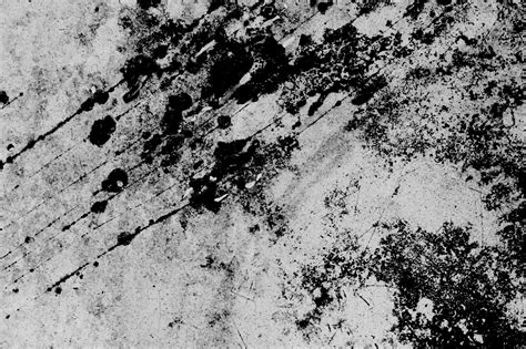 Free photo: B&W Grunge Texture Abstract Black Damaged