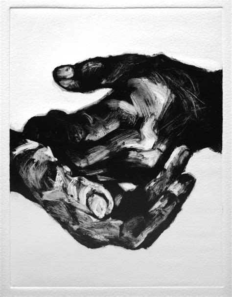 Alison Lambert | Hands 1, 2012 in 2020 | Art, A level art