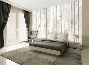 Papier Peint Effet Lambris : papier peint trompe l 39 oeil design pas cher tapisserie ~ Zukunftsfamilie.com Idées de Décoration