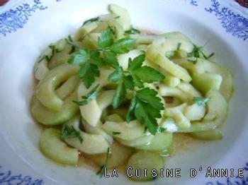 recettes de cuisine de noel recette salade de concombre vinaigrette la cuisine