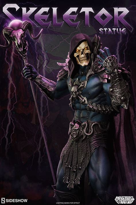 Sideshow Collectibles: Masters of the Universe Skeletor ...
