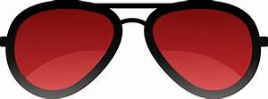 Goggles clipart red sunglass - Pencil and in color goggles ...