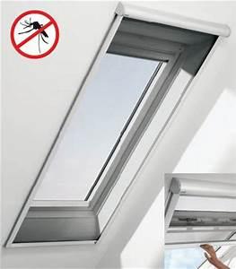 Moustiquaire Pour Velux : velux zil uk04 8888 original insektenschutz rollo ~ Premium-room.com Idées de Décoration