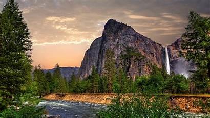 5k Yosemite Nature Wallpapers Forest Desktop Background