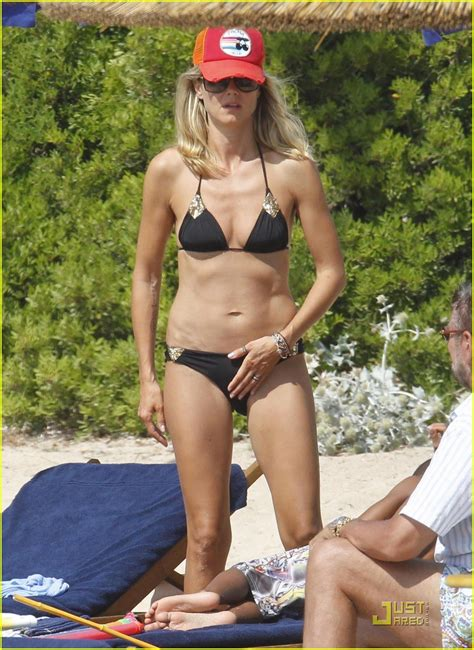 Full Sized Photo Of Heidi Klum Bikini Italy 10 Photo
