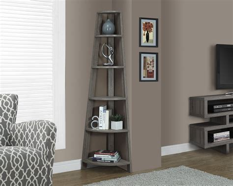 top  corner shelves  living room