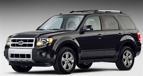 2009 Ford Escape Xlt Reviews by Around The Block 2009 Ford Escape Xlt A Revised Escape