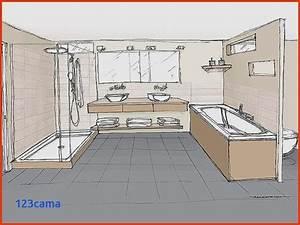 Plan 3d Salle De Bain Gratuit : dessiner salle de bain en ligne lovely belle salle de bain 3d en ligne gratuit pour deco salle ~ Melissatoandfro.com Idées de Décoration