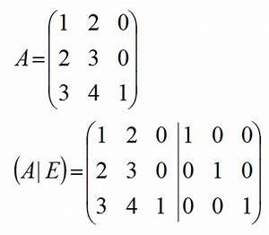 Inverse Matrix Berechnen Rechner : mathe tutorial matrizenrechnung rechenregeln f r das rechnen mit matrizen ~ Themetempest.com Abrechnung