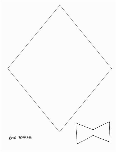kite template kite printable images search