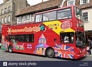 Cambridge official city sight seeing hop on hop off red ...