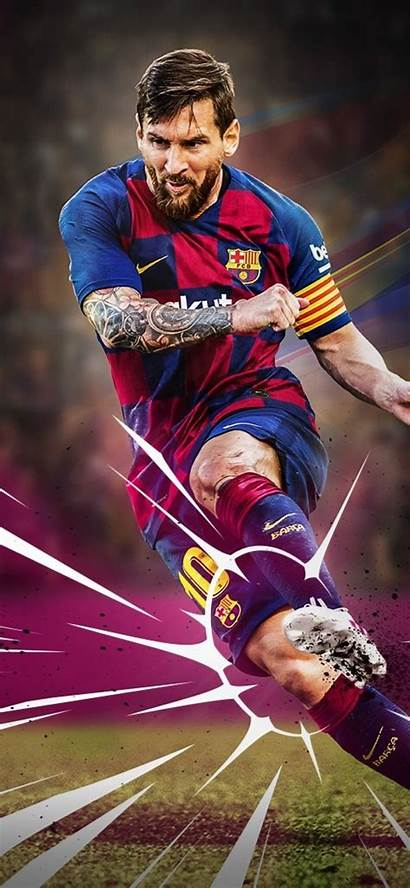 Wallpapers Football Messi Iphone Pes Players Soccer