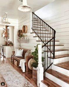 Treppe Shabby Chic : sweet cottage shabby chic entryway decor ideas eingangsbereich flur foyer pinterest haus ~ Frokenaadalensverden.com Haus und Dekorationen
