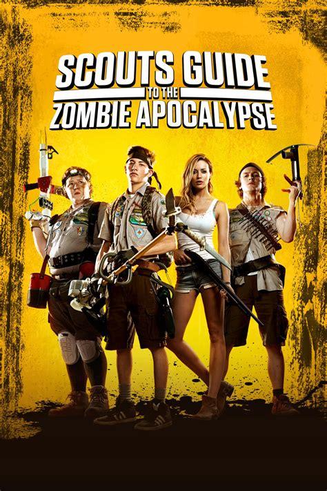 zombie scouts guide apocalypse sheridan tye horror david stars