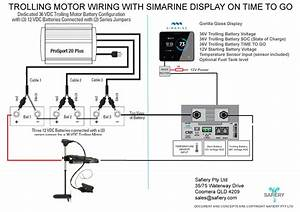 36 Volt Trolling Motor Battery Wiring Diagram