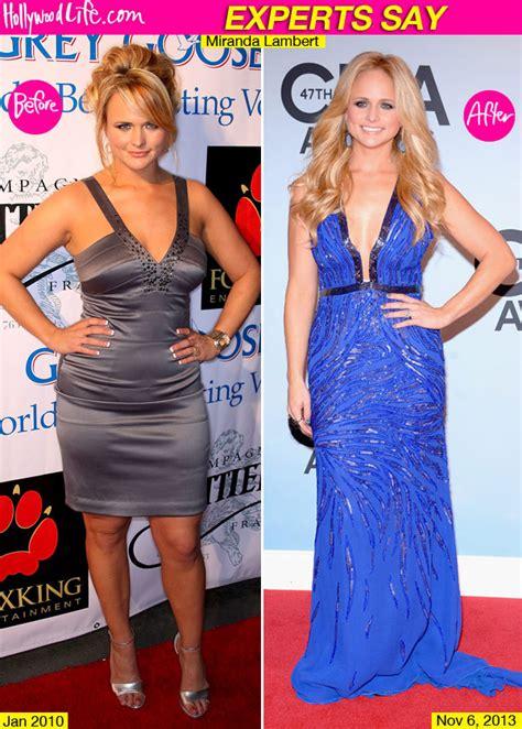 Miranda Lambert Weight Loss