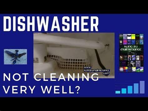 dishwasher  cleaning   youtube