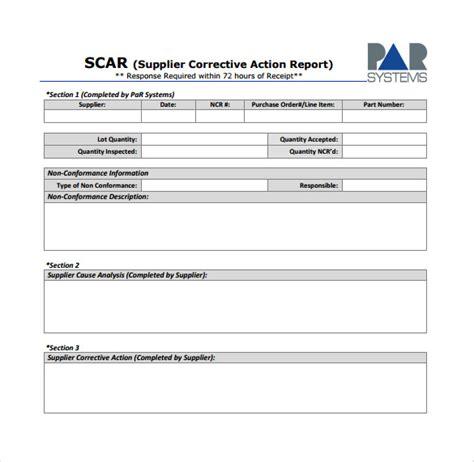 17 non conformance report templates pdf doc free