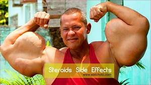 The Effects Of Steroids And Their Use In Sports