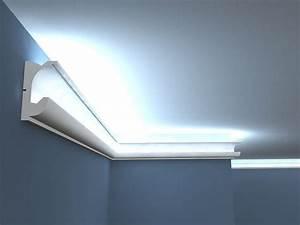 Led Profile Indirekte Beleuchtung : stuckleisten indirekte beleuchtung lo23 lichtband ~ Orissabook.com Haus und Dekorationen