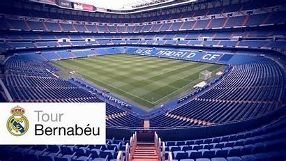 Bernabeu Madrid Stadium Santiago Tour Estadio Pc