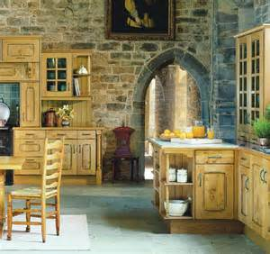 Country Style Home Interiors Country Style Kitchens